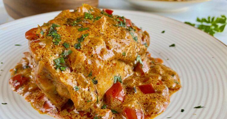 Hungarian Chicken Paprikash